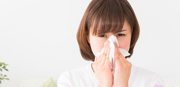 トレーニングの目的は蓄のう症・副鼻腔炎の症状改善