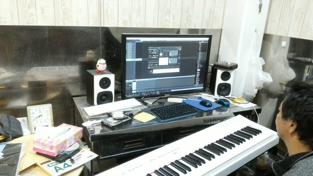 音楽の原盤制作の準備