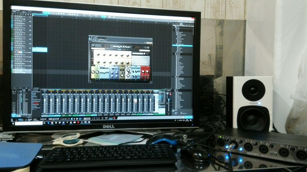 Studio One 3 は最新デジタルの音