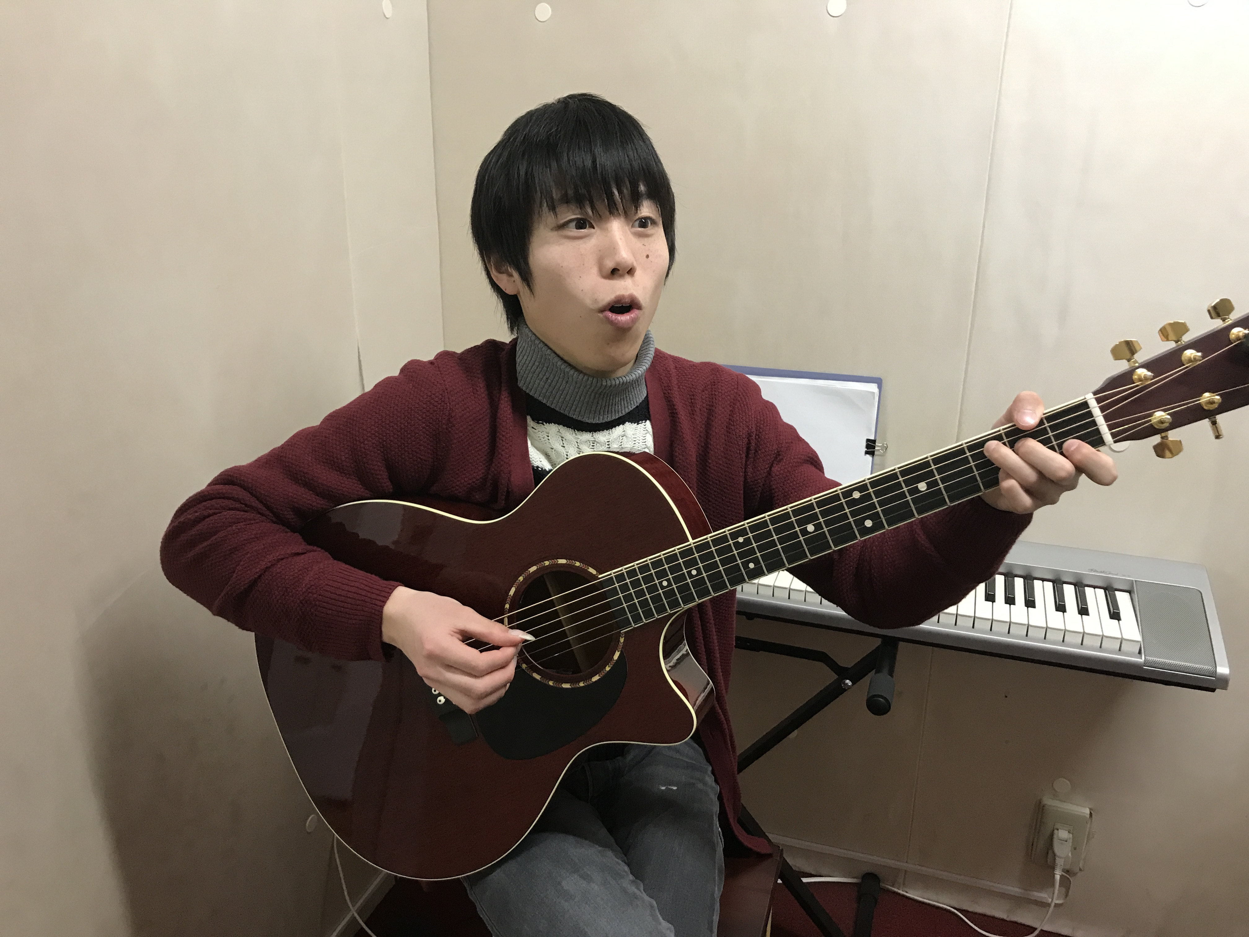横浜・ボーカル教室