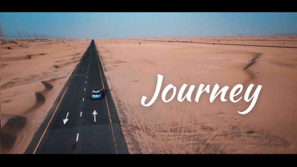 オリジナル曲・Journey公開!