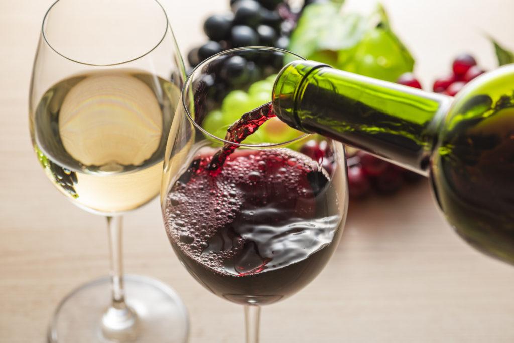 蓄膿症をワイングラスに例え