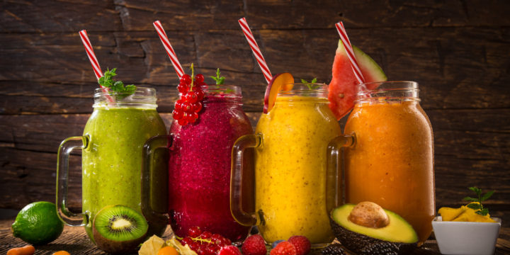 喉に良い飲み物イメージ